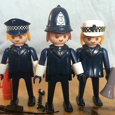 The Playmobil police