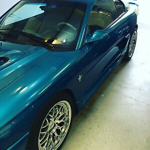 1994 Mustang Gt Supercharged mint