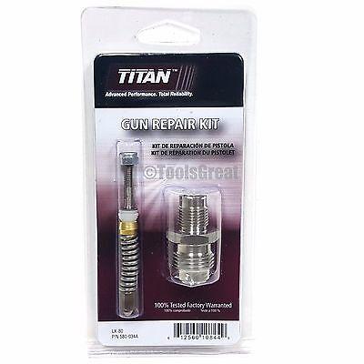New Titan Lx-80 Spray Gun Needle Kit 580-034a