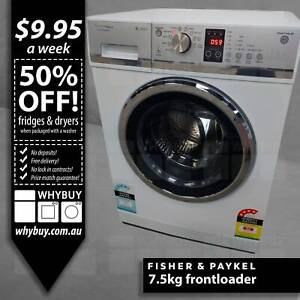 7.5kg Fisher Paykel frontloader washer Sunshine Brimbank Area Preview