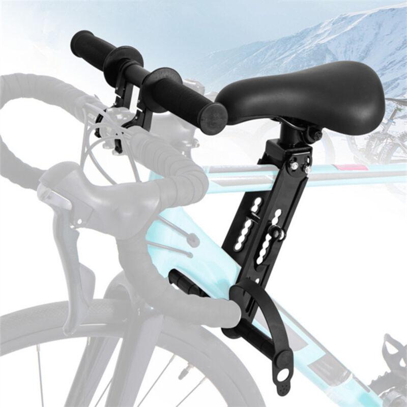 Bike Kids Seat  Mountain Front Mount MTB Bicycle Child Saddle Baby Carrier