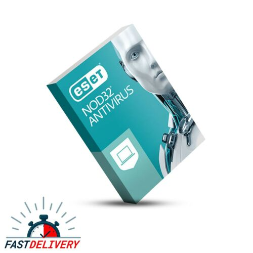 ESET NOD32 Antivirus for PC 1 Year (2020 License Key) ???? Flash Sale ????