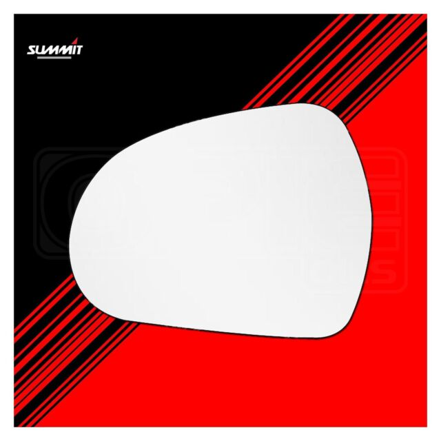 Replacement Mirror Glass - Summit SRG-970 - Fits Peugeot 207 & 308 06 on LHS
