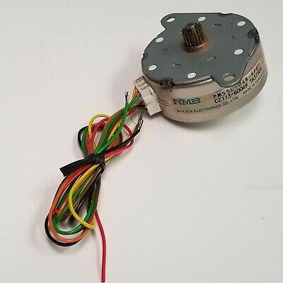 Nmb Minebea Electronics Permanent Magnet Stepper Motor - Pm55l-048-hpb2