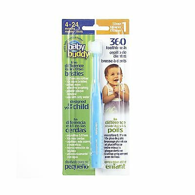 Stage Buddy - Baby Buddy 360 Toothbrush Step 1 Stage 5 for Babies/Toddlers  K... Free Shipping