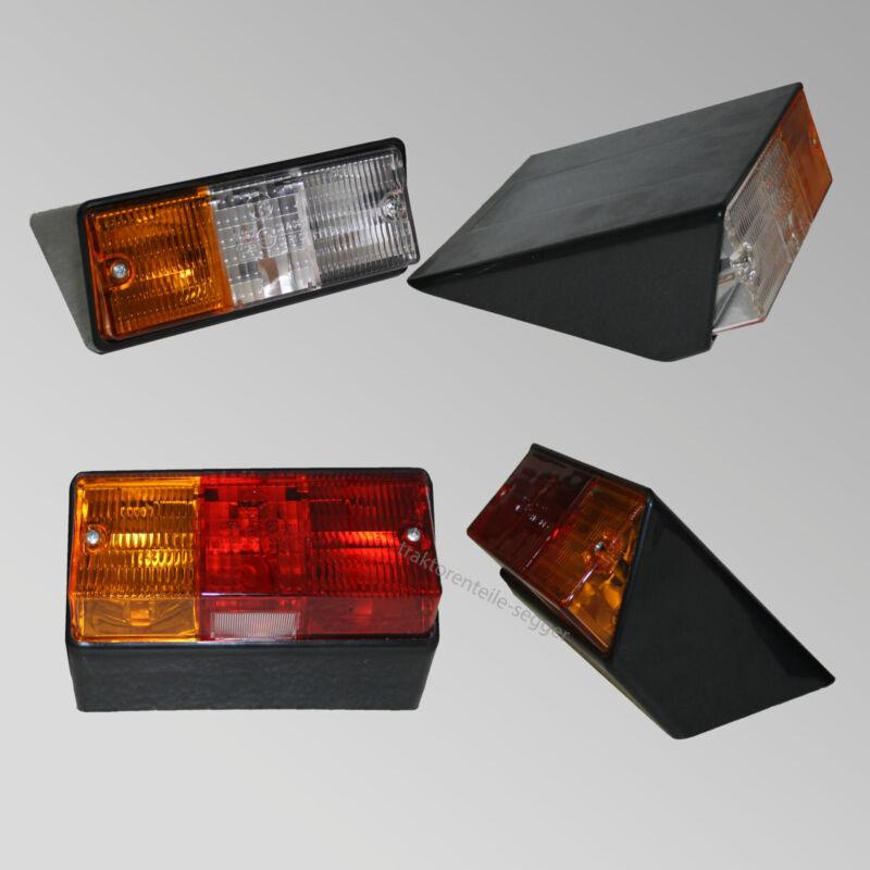 Leuchtensatz für Deutz 06  6806  8006  9006 10006 13006 Traktor Schlepper Foto 1