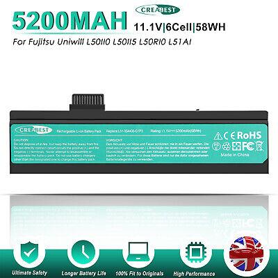 11.1V Battery For Advent 8117 9135 9215 9515 L71II3 L51-3S4000-C1L1 23GL1GA0F-8A