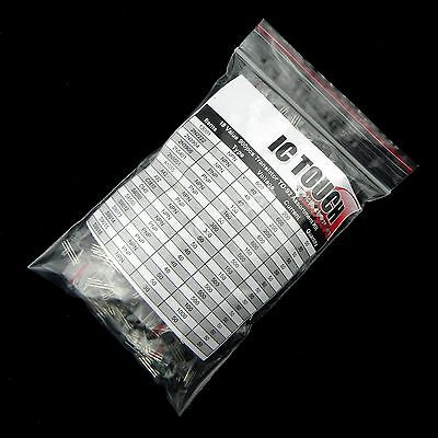 18 Value 900pcs Transistor To-92 Assortment Kit