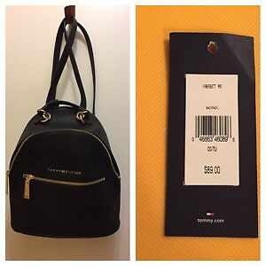 New, Tommy Hilfiger purse/backpack