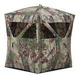 Barronett Blinds Radar Backwoods Camo Lightweight Pop Up Hunting Ground Blind