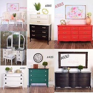 Vintage Furniture for Sale!