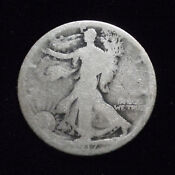 1917 P Walking Liberty Half Dollar