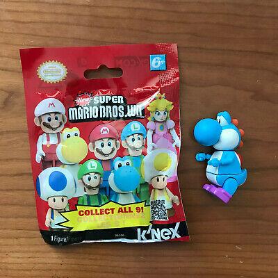 Blue Yoshi K'Nex New Super Mario Bros Wii