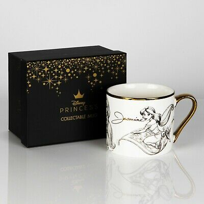 Disney Classic Collectable JASMINE Coffee Mug Gift Boxed