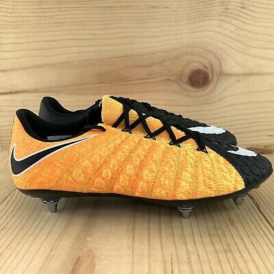 daa54aade915 Nike Hypervenom Phantom III SG ACC Size 11 Laser Orange Black Soccer Cleats