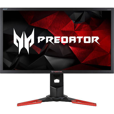 "Acer Predator 28"" Widescreen LCD Monitor 4K UHD 3840 x 2160 1 ms|XB281HK bmiprz"
