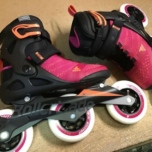 Rollerblade Macroblade 110 3WD Skates Womens Size  7.5