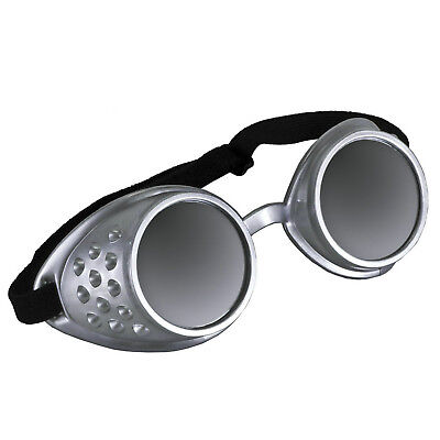 Adult Teen Steampunk Mad Scientist Atomic Ray Halloween Cosplay Costume Goggles