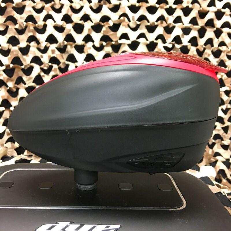 NEW Dye LTR Electronic Paintball Hopper Loader - Black/Red