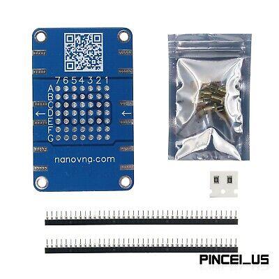 Nanovna Testboard Kit Demo Board Vector Network Analyzer Testing Board Pc66