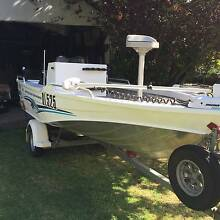 3.9 mtr Stessl Makocraft (Bream Boat) Busselton Busselton Area Preview