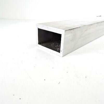 2 X 3 Od Alumnum Rectangle Tubing 0.25 Wall Thickness 16.375 Long Sku 176181