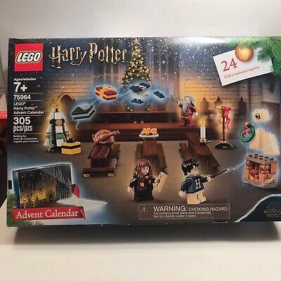 LEGO Harry Potter Advent Calendar (LEGO #75964) 305 pcs - NEW SEALED