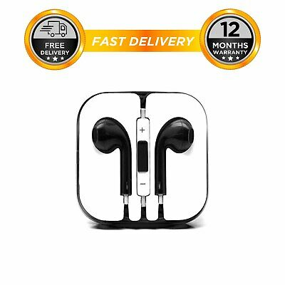 Headphones Earphones for Samsung Sony Google HTC iPhone + Mic
