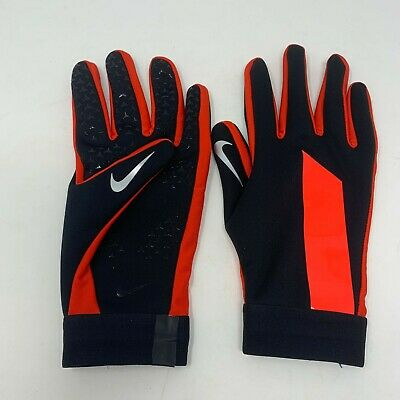 BNWT UNDER ARMOUR UA COLDGEAR INFRARED FOOTBALL SOCCER GLOVES S SMALL Free P/&P