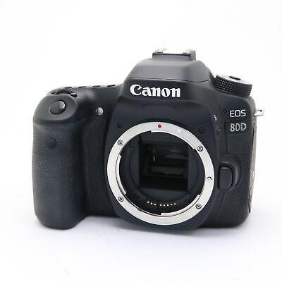 Canon EOS 80D 24.2MP Digital SLR Camera Body #108