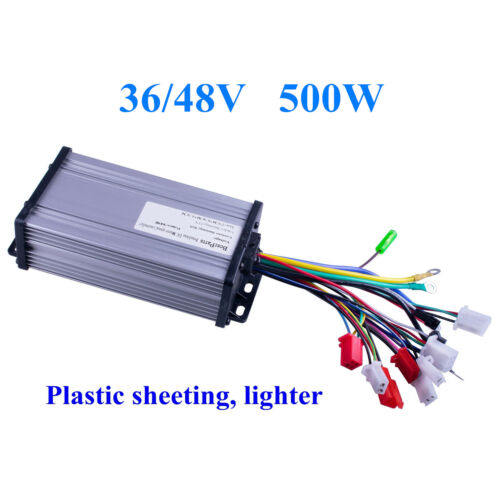 US 36/48V 500W Electric Bicycle E-bike Scooter Brushless DC Motor Speed Controll