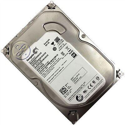 SEAGATE BARRACUDA 500GB Hard Drive CCTV Desktop DVR SATA 3.5