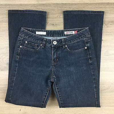 Jag Jeans Women's Jeans  Mid Rise Reg Fit Boot Cut Size 9 W30 L29 (AT1)