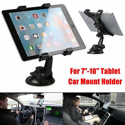 """360° Car Windshield Desk Holder Mount Stand For 7""""-10"""" Tabl"""
