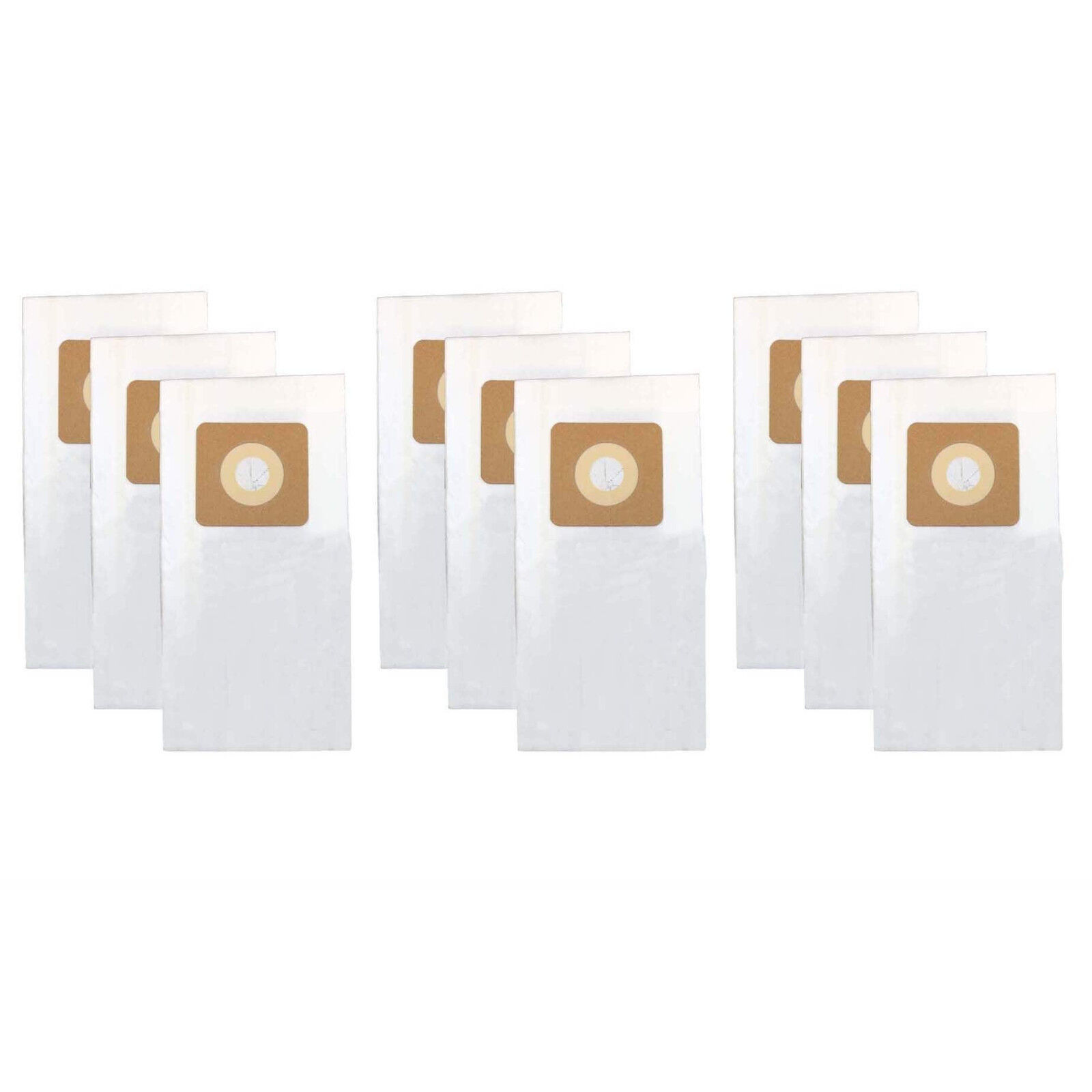 9 vacuum bags for bissell style 1