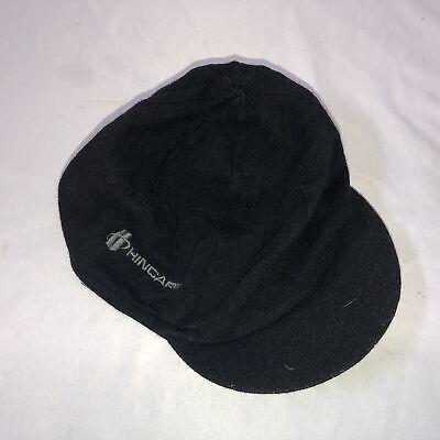 f69d30b76a1 Hincapie Cycling Merino Wool Black Cycling Cap Unisex Adult