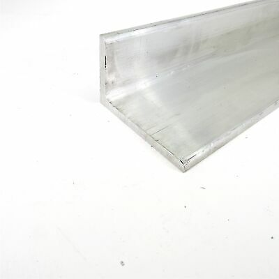 .375 Thick Aluminum 3 X 5 Angle 30.25 Long Sku 175449