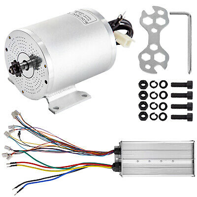 Brushless Electric Motor Controller 72v 3000w Bldc Mini Bike Powerful Scooter
