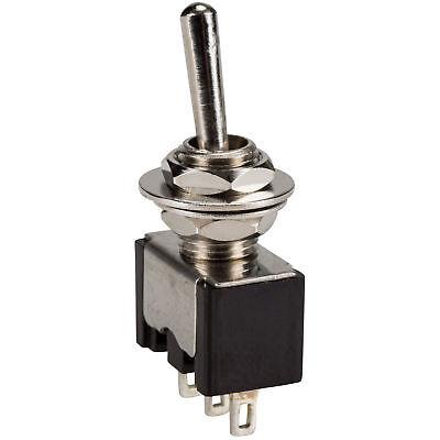 Onon Spdt Mini Toggle Switch 6 Amp 125 Vac.