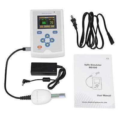 Contec Ms100 Ecg Patient Simulator Spo2 Simulator Blood Pressure Nibp Simulator