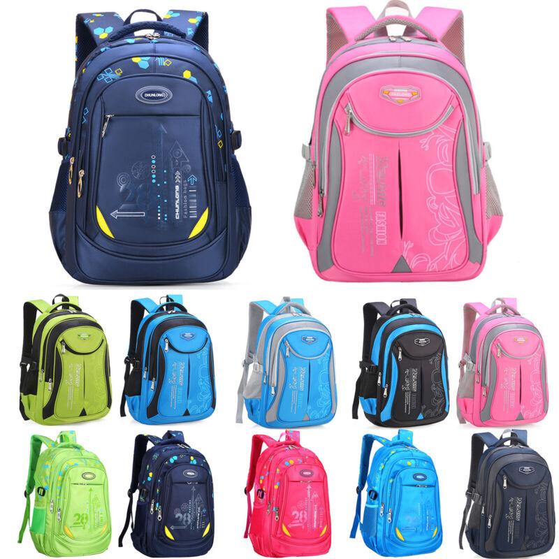 Kinder Schultasche Schulrucksack Mädchen Jungen Rucksack Backpack Schulranzen