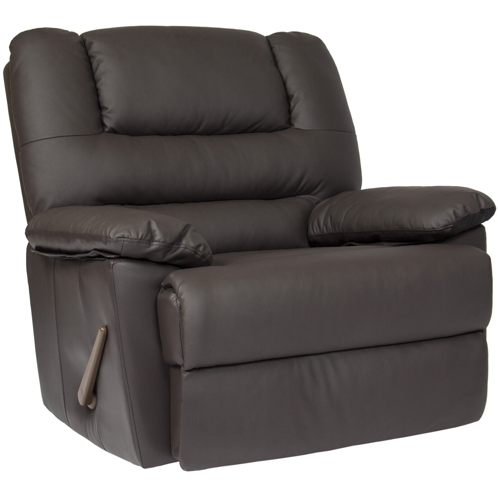 Oversized Recliner Chair Living Room Arm Club Seat Rocker Wi