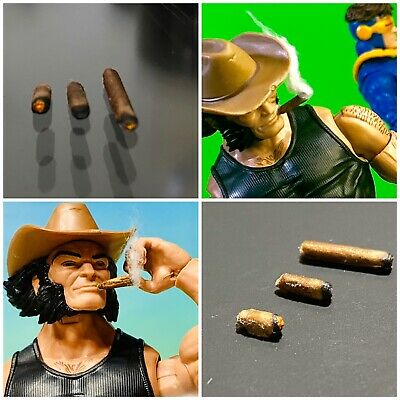 Marvel Legends Wolverine Custom Cigars