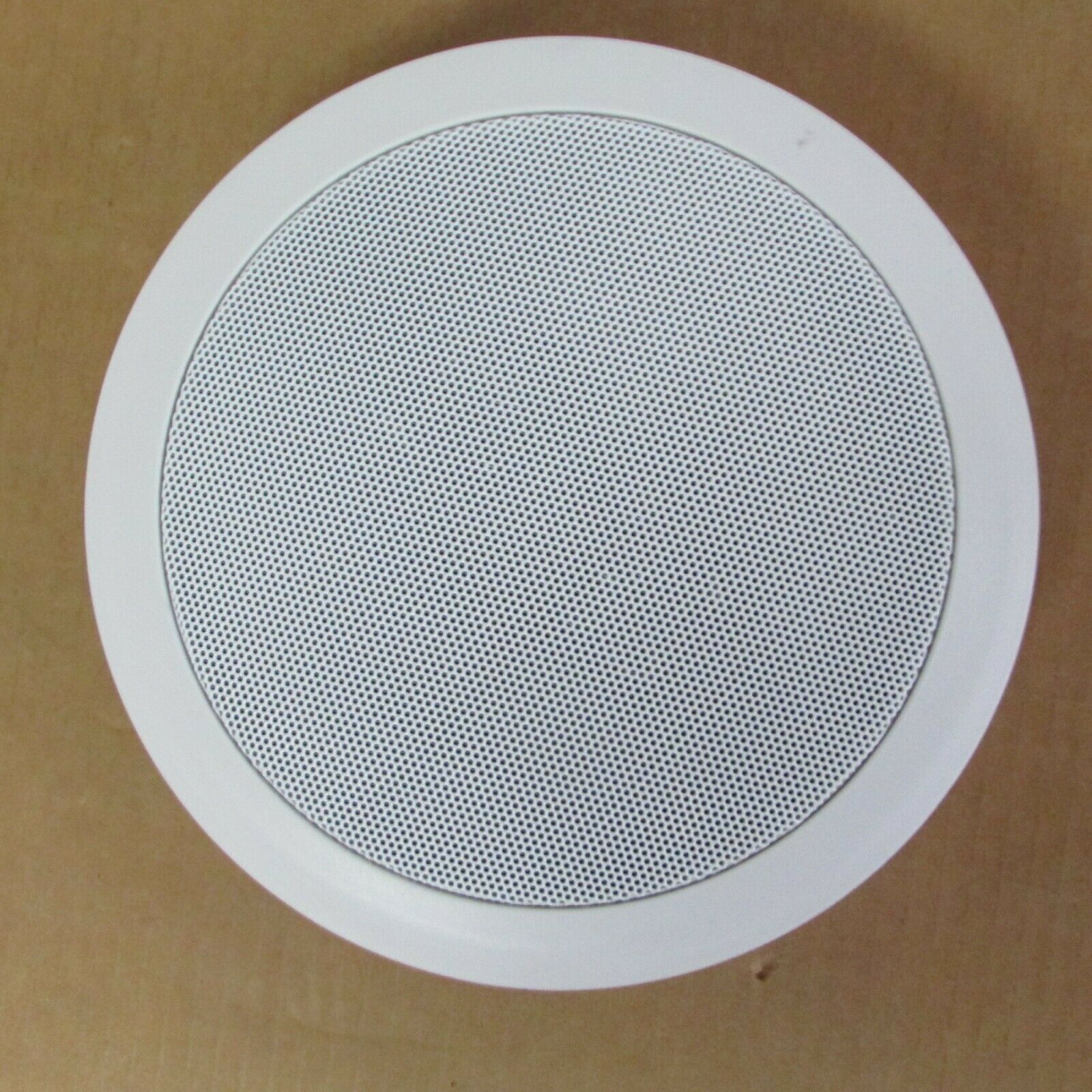 Weather resistant ceiling speakers ring doorbell rain shield