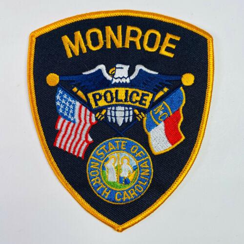 Monroe Police North Carolina Patch