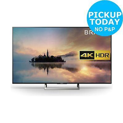 Sony Bravia KD55XE7002BU 55 Inch 4K Ultra HD HDR Freeview Smart WiFi LED TV