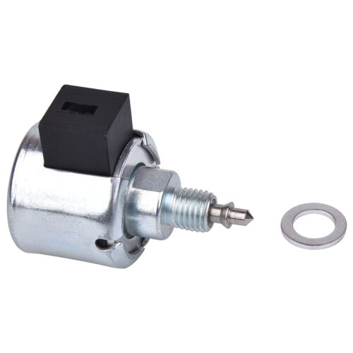 Carburetors & Parts 694393 Fuel Cut-Off Solenoid for Briggs and ...