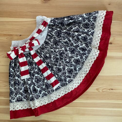 PERSNICKETY Holiday Skirt Size 10 Years