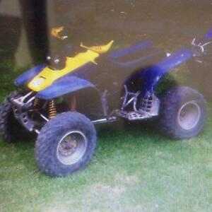 Quad Yamaha 350 Clarence Town Dungog Area Preview