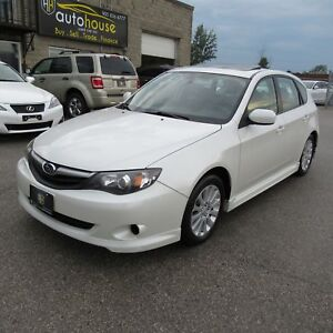 2010 Subaru Impreza 2.5 i Sport Package 5 Speed manual,sunroo...